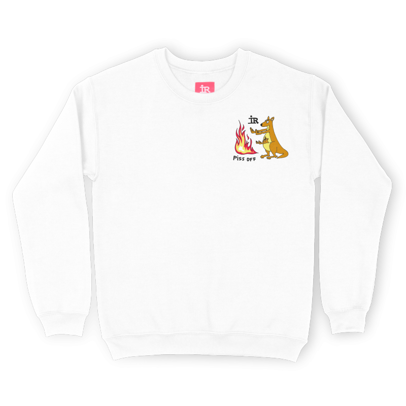 IR Bush Fire Relief Sweater
