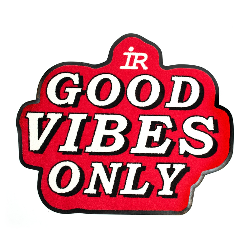 IR Good Vibes Only Carpet