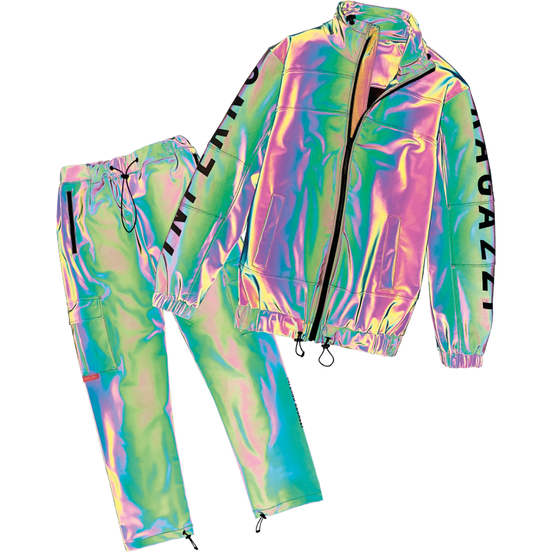 IR Iridescent Wave Suite
